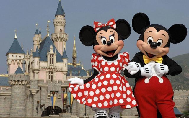 Disney World, 2 4-Day Tickets.