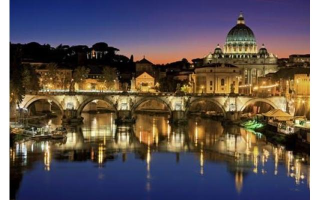 City trip: beautiful Rome