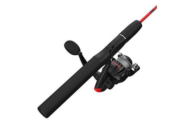 Spinning Reel And Fishing Rod